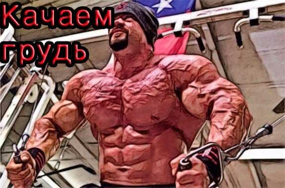 как-накачать-мышцы-груди